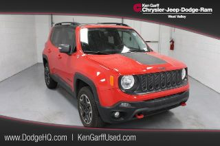 Used 2016 Jeep Renegade Trailhawk in West Valley City, Utah