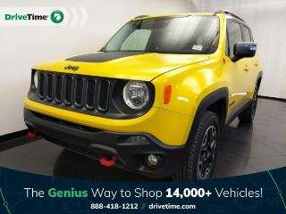 Used 2016 Jeep Renegade Trailhawk in Sanford, Florida