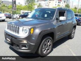 Used 2016 Jeep Renegade Limited in Bellevue, Washington