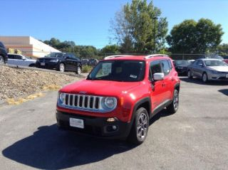 Used 2015 Jeep Renegade Limited in North Kingstown, Rhode Island