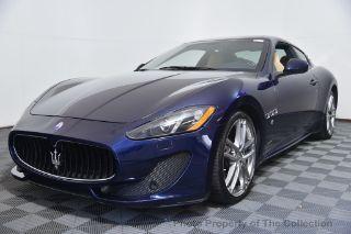 2017 Maserati GranTurismo Sport