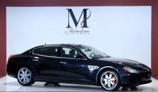 Maserati Quattroporte Sport GT S 2014