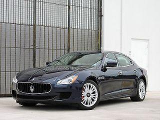 Maserati Quattroporte S 2014