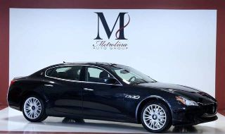 Used 2014 Maserati Quattroporte S Q4 in Charlotte, North Carolina