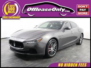 Maserati Ghibli S Q4 2014