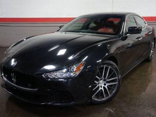 Used 2015 Maserati Ghibli S Q4 in Warren, Michigan