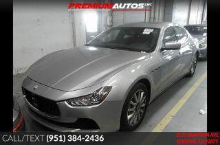Used 2014 Maserati Ghibli in Corona, California