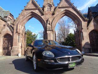Maserati Coupe 2002