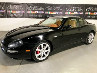 Used 2002 Maserati Coupe GT In Englewood Colorado