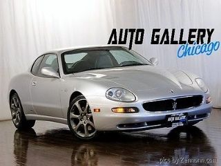 Maserati Coupe GT 2004