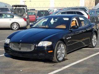 Maserati Quattroporte Executive GT 2007