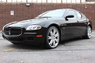 Used 2007 Maserati Quattroporte Sport Gt In Plainview New York