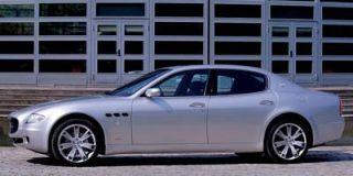 2007 Maserati Quattroporte Sport GT