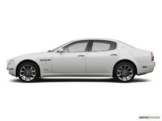 2008 Maserati Quattroporte Sport GT S