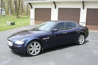 Used 2007 Maserati Quattroporte Sport GT in York, Pennsylvania