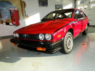 1982 Alfa Romeo GTV 6