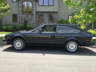 1986 Alfa Romeo GTV 6