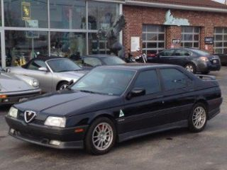 1995 Alfa Romeo 164 Quadrifoglio