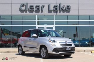 used 2018 fiat 500l lounge in webster, texas