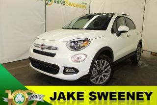 Used 2018 Fiat 500X Lounge in Florence, Kentucky