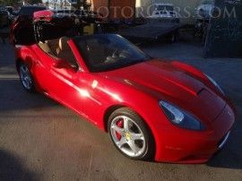 Used 2010 Ferrari California in Gardena, California