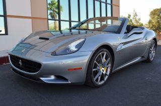 Used 2010 Ferrari California In Las Vegas Nevada