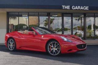 Used 2014 Ferrari California In Miami, Florida. Price: $142900