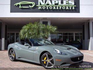 Used 2014 Ferrari California In Naples, Florida. Price: $169995