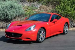 Used 2014 Ferrari California In Newport Beach, California. Price: $149000