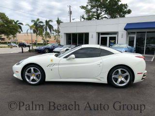 Used 2014 Ferrari California In Delray Beach, Florida. Price: $124900