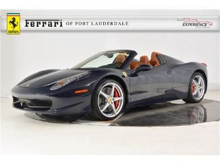 Ferrari 458 2014