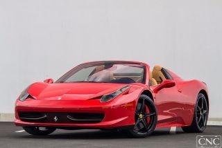 Used 2014 Ferrari 458 Italia In Ontario, California. Price: $239888