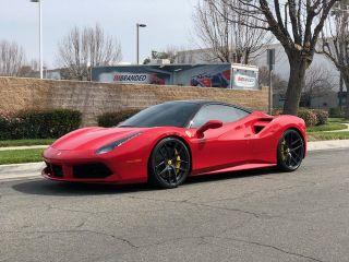 Used 2017 Ferrari 488 Gtb In Ontario California
