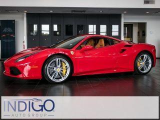 Ferrari Price 2016 >> Used 2016 Ferrari 488 Gtb In Atlanta Georgia