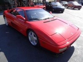 Used 1989 Ferrari 348 TB in Gardena, California