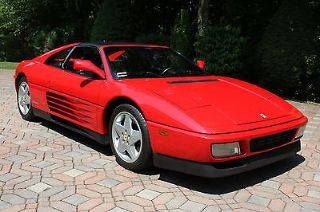 Used 1989 Ferrari 348 TS in Pawtucket, Rhode Island