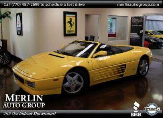 Ferrari 348 Spider 1995