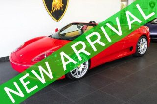 Used 2005 Ferrari 360 Spider in Costa Mesa, California