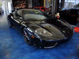 Used 2000 Ferrari 360 Modena In Wichita Kansas