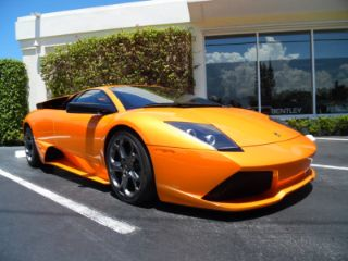 Lamborghini Murcielago LP640 2008