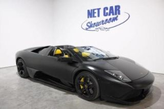Used 2009 Lamborghini Murcielago Lp640 In Houston Texas
