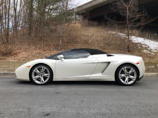 Used 2006 Lamborghini Gallardo In White Plains New York
