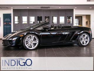Used 2014 Lamborghini Gallardo Lp550 In Houston Texas