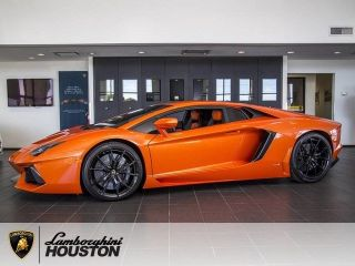 Used 2013 Lamborghini Aventador LP700 In Houston, Texas. Price: $299991
