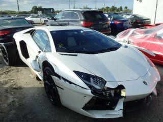 Used 2013 Lamborghini Aventador LP700 In Paterson, New Jersey. Price:  $179900