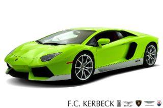2017 Lamborghini Aventador LP700