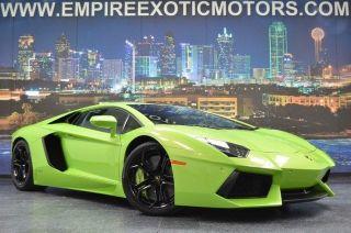 Used 2012 Lamborghini Aventador LP700 In Euless, Texas. Price: $333770