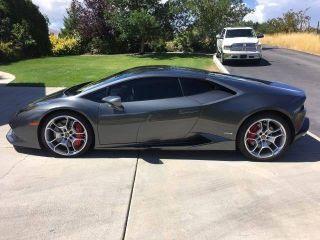 2015 Lamborghini Huracan LP610