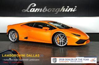 2016 Lamborghini Huracan LP610