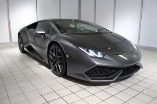 Lamborghini Huracan LP610 2015
